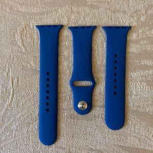 Apple Sport Blue Watch Band, 40MM, NEW